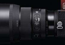 85mm f/1.4 DG DN Art lens