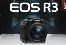 สเปค Canon R3